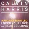 I Need Your Love (Kanzaxx Bootleg)