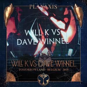 WILL K & Dave Winnel @ Axtone Events, Tomorrowland 2018-07-21 Artwork