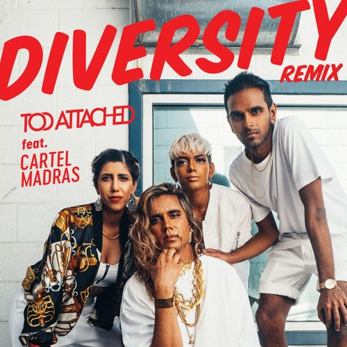 Diversity remix (feat. Cartel Madras)