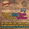 """Jimmy Gooders B2B Ryan Walker @ JUICY """"HELLO SUMMER"""" (16-06-18)"""