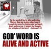 God's Word Is Alive and Active