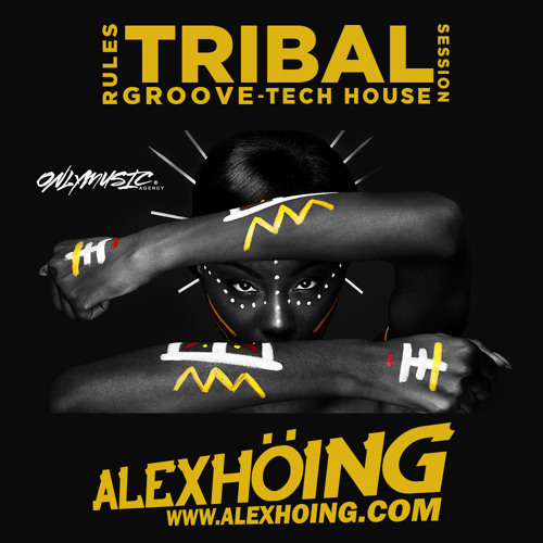 ALEX HOING - TRIBAL GROOVE - TECH HOUSE SESSIONS 24-07-2018