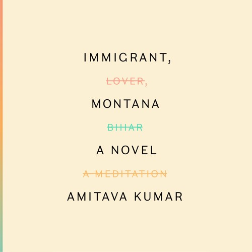 Amitava Kumar, Author of Immigrant, Montana