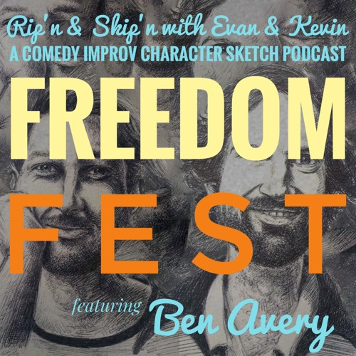 Ep 114 Freedom Fest With Ben Avery