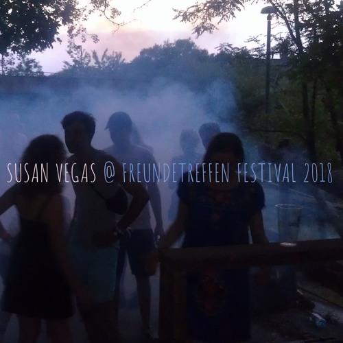 Susan Vegas @ Freundetreffen Festival 2018