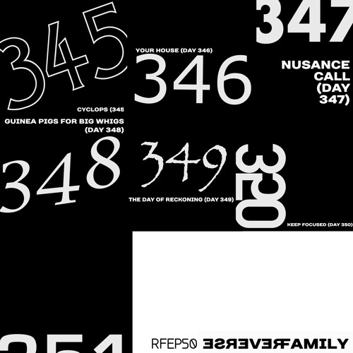 Reverse Family EP50