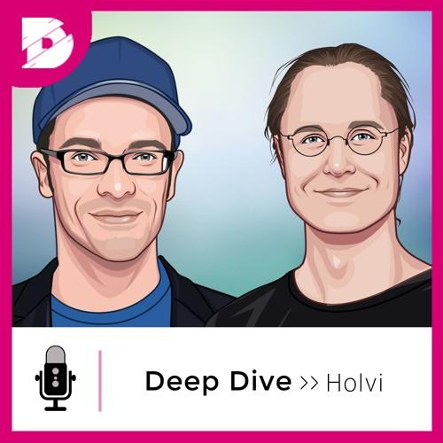 Holvi – Gründen im hochregulierten Markt (engl.) | Deep Dive #38