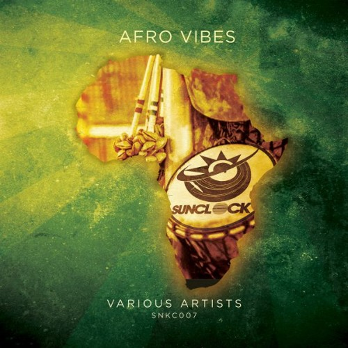 Various Artists - Afro Vibes - SNKC007