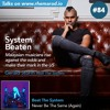 84: System Beaten - Gerald Storm (Beat The System)| Beat The System - Never Be The Same (Again)