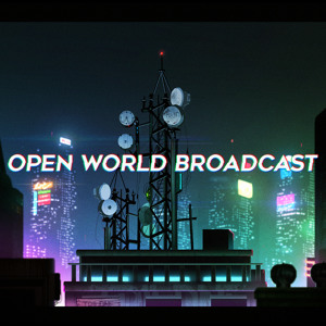 Trilane - Open World Broadcast 002 2018-07-26 Artwork