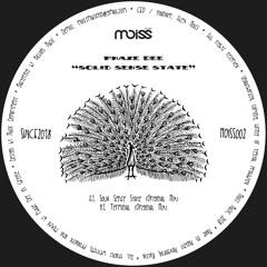 MOISS002: Phaze Dee - Solid Sense State    EP