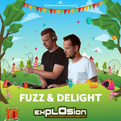 Mister Fuzz & Dj Delight - Live @ Explosion 2018