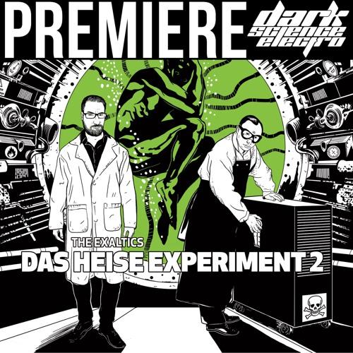 PREMIERE: The Exaltics - 00044.00.1.5 (In Zusammenarbeit mit Rudolf Klorzeiger) (Solar One Music)