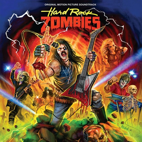 Hard Rock Zombies - OST