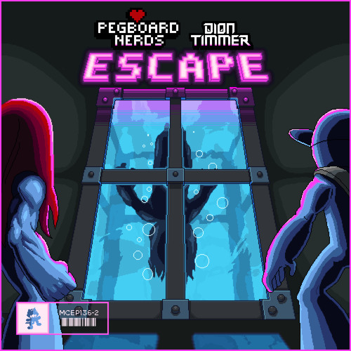 Pegboard Nerds & Dion Timmer - Escape