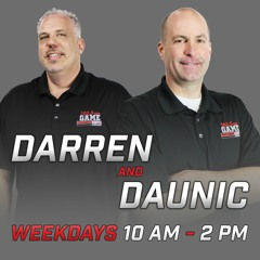 Darren & Daunic: Hour 4, 7-25-18