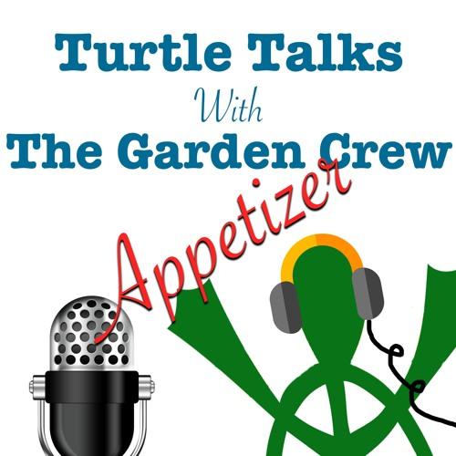 Turtle Talks Summer Garden Appetizer - Ep 10