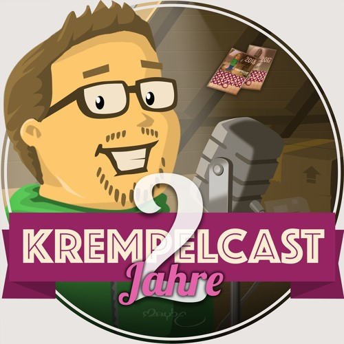 Krempelcast #45: Ich feiere mit mir allein