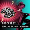 PODCAST 09 GORILLAZ, E3, IOS 12, CROSSOVERS