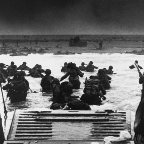 D-Day: First Radio Bulletin on NBC—6.6.1944 3:30AM Eastern War Time