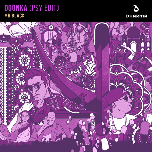 KSHMR & MR.BLACK - DOONKA (Psy Edit)