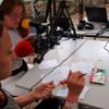 Plateau radio 1 au square Charles Hermite dans le 18e