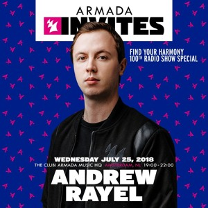 Andrew Rayel & Mark Sixma & David Gravell @ Find Your Harmony 100th Episode Special 2018-07-25 Artwork