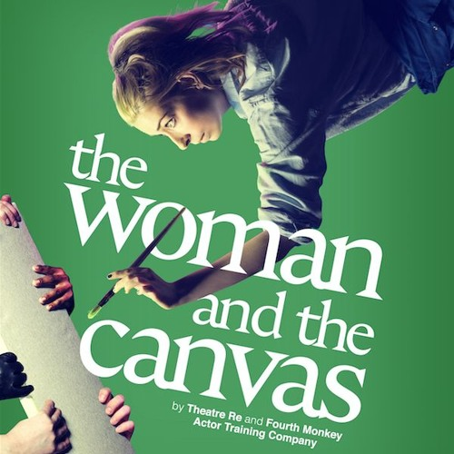 The Woman and the Canvas - Music Montage