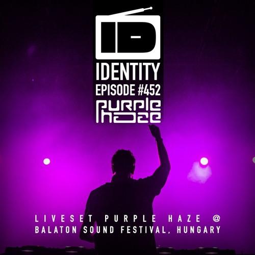 Sander van Doorn - Identity # 452 (Purple Haze Liveset @ Balaton Sound Festival, Hungary)