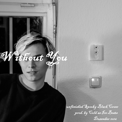 Frank Hemd - Without you (unfinished Spooky Black Cover)(prod. by Cold as Ice)
