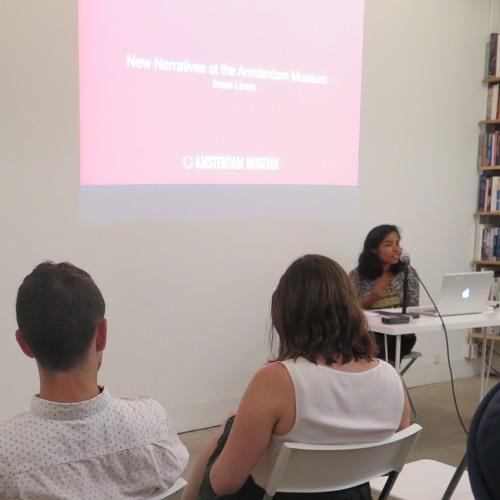 New Narratives at the Amsterdam Museum: Imara Limon