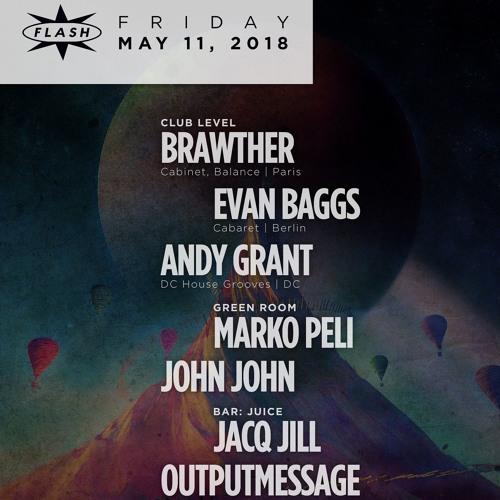 Marko Peli & John John b2b Live from the Flash Green Room Friday 5/11/18 Part One