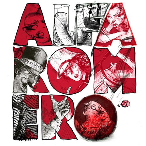 HALF OF ME - Climbing The Mirrors (snip) by ALFA ROMERO