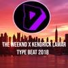 The Weeknd x Kendrick Lamar Type Beat 2018[Prod. Deelow]