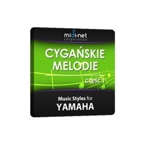 Cygańskie Melodie - style Yamaha