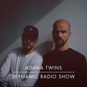 Adana Twins - Diynamic Radioshow July 2018 2018-07-27 Artwork