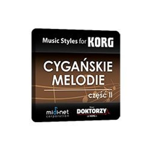 Cygańskie Melodie 2 - style Korg