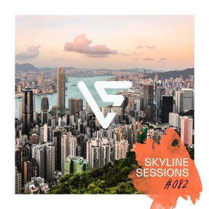 Lucas Steve - Skyline Sessions 082 2018-07-28 Artwork