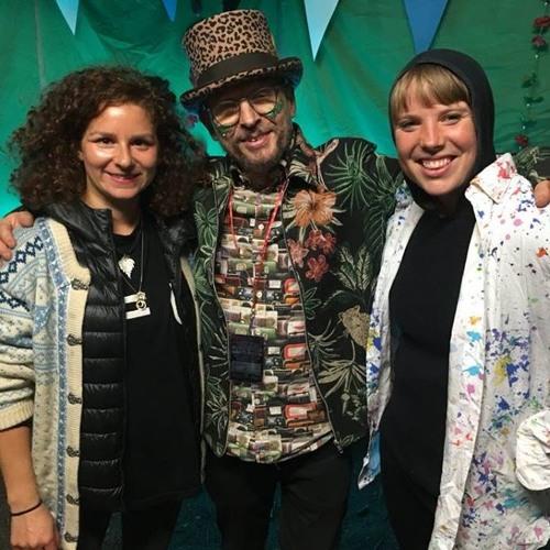 Fran & Flora, BBC Music Introducing Stage, Latitude Festival 2018