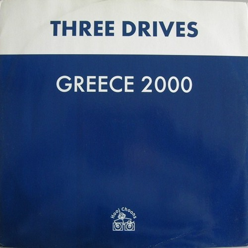 Three Drives - Greece 2000 (Ant Brooks Unofficial Remix)