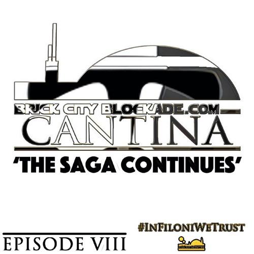 Brick City Blockade Cantina Episode VIII | The Saga Continues