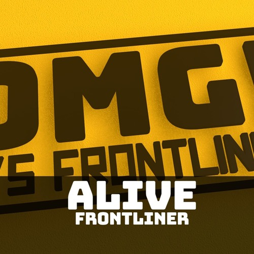 Frontliner - Alive (Official Preview)