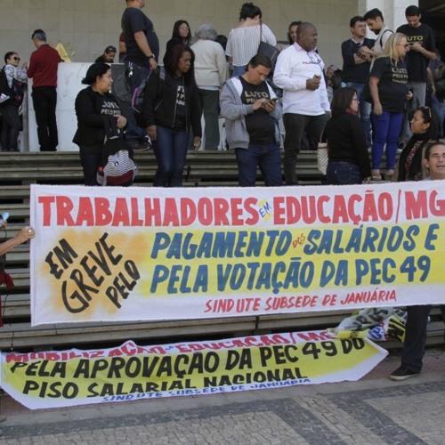 Ouça o Programa Brasil de Fato - Edição Minas Gerais 28/07/2018