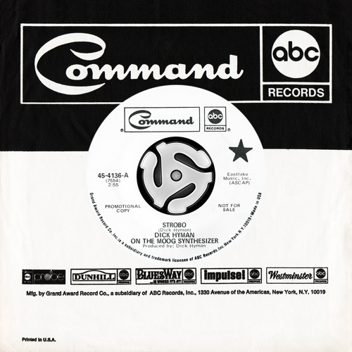 Strobo - Dick Hyman On The Moog Synthesizer