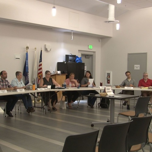 Greenfield Town Council Emergency Meeting July 26, 2018