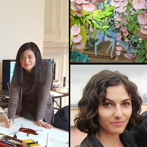 Cat del Buono and Yeon Jin Kim: Women Artists and the Allure of New Media:  / #9