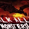 TALK ALL MONSTERS #2  Q (1982), REIGN OF FIRE (2002)(1)