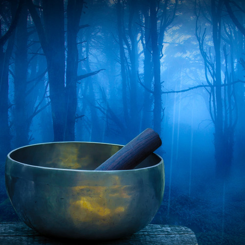 Rain in Woods + Tibetan Bowls (75 Minutes) by Relaxing White