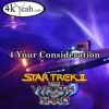 4YC - Star Trek II The Wrath Of Khan