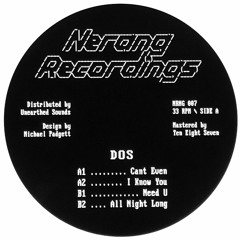 PREMIERE: DOS - I Know You [Nerang Recordings]